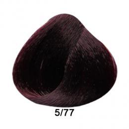 Brelil Prestige barva na vlasy 5/77 Svìtle kaštanová intenzivnì fialová 100ml - zvìtšit obrázek