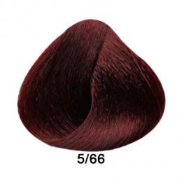 Brelil Prestige barva na vlasy 5/66 Svìtle kaštanová intenzivnì èervená 100ml - zvìtšit obrázek