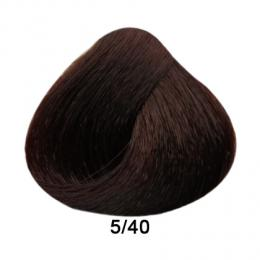 Brelil Prestige barva na vlasy 5/40 Svìtle kaštanová mìdìná 100ml - zvìtšit obrázek