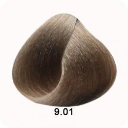 Brelil Colorianne barva na vlasy 9.01 Pøirozenì popelavì velmi svìtle blond 100ml - zvìtšit obrázek