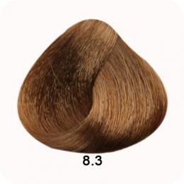 Brelil Colorianne barva na vlasy 8.3 Svìtlá blond zlatá 100ml - zvìtšit obrázek
