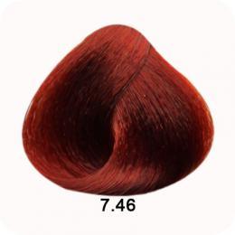 Brelil Colorianne barva na vlasy 7.46 Tiziánovì èervená 100ml - zvìtšit obrázek