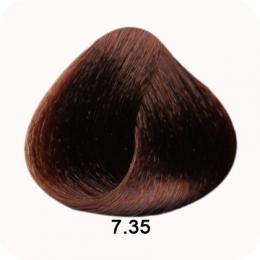 Brelil Colorianne barva na vlasy 7.35 Bronzová blond 100ml - zvìtšit obrázek