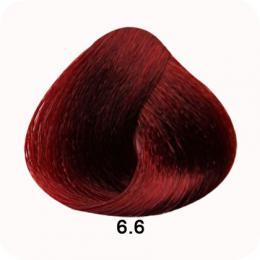 Brelil Colorianne barva na vlasy 6.6 Intenzivnì rudá tmavì blond 100ml - zvìtšit obrázek