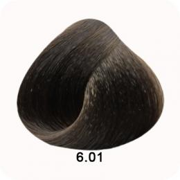 Brelil Colorianne barva na vlasy 6.01 Pøirozenì popelavì tmavì blond 100ml - zvìtšit obrázek