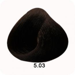 Brelil Colorianne barva na vlasy 5.03 Pøírodnì hedvábná svìtle hnìdá 100ml - zvìtšit obrázek