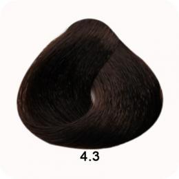 Brelil Colorianne barva na vlasy 4.3 Zlatohnìdá 100ml - zvìtšit obrázek