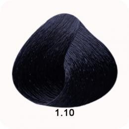 Brelil Colorianne barva na vlasy 1.10 Modro-èerná 100ml - zvìtšit obrázek