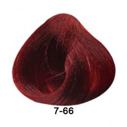 Brelil Essence barva na vlasy bez PPD, resorcinu, amoniaku a parabenù 7-66 Blond intenzivnì èervená 100ml - zvìtšit obrázek