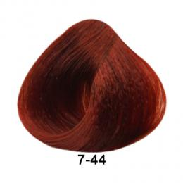Brelil Essence barva na vlasy bez PPD, resorcinu, amoniaku a parabenù 7-44 Blond intenzivnì mìdìná 100ml - zvìtšit obrázek