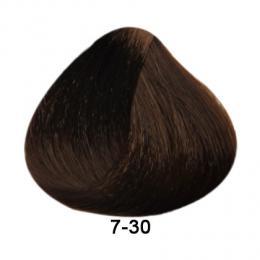 Brelil Essence barva na vlasy bez PPD, resorcinu, amoniaku a parabenù 7-30 Blond zlatá 100ml - zvìtšit obrázek