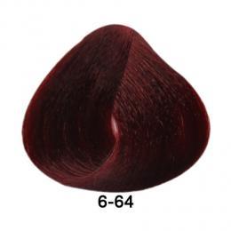 Brelil Essence barva na vlasy bez PPD, resorcinu, amoniaku a parabenù 6-64 Mìdìná tmavá blond 100ml - zvìtšit obrázek