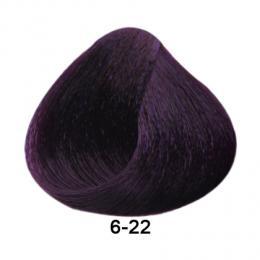 Brelil Essence barva na vlasy bez PPD, resorcinu, amoniaku a parabenù 6-22 Tmavá blond intenzivnì fialová 100ml - zvìtšit obrázek