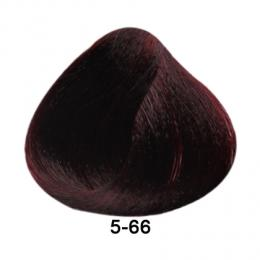 Brelil Essence barva na vlasy bez PPD, resorcinu, amoniaku a paraben� 5-66 Sv�tle ka�tanov� intenzivn� �erven� 100ml - zv�t�it obr�zek