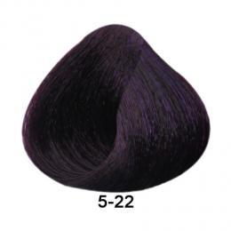 Brelil Essence barva na vlasy bez PPD, resorcinu, amoniaku a parabenù 5-22 Svìtle kaštanová intenzivnì fialová 100ml