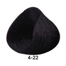 Brelil Essence barva na vlasy bez PPD, resorcinu, amoniaku a paraben� 4-22 Ka�tanov� intenzivn� fialov� 100ml - zv�t�it obr�zek