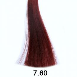 Brelil Shine bezèpavková olejová barva na vlasy 7.60 Blond èervená 60ml