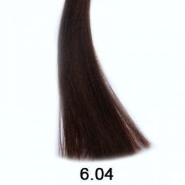 Brelil Shine bezèpavková olejová barva na vlasy 6.04 Pøírodní tmavý blond mìdìný 60ml - zvìtšit obrázek