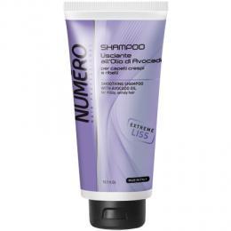 Brelil Numéro Liss šampon na uhlazení nepoddajných vlasù 300ml - zvìtšit obrázek