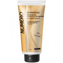 Brelil Numero Karité šampon pro suché vlasy 300ml  - zvìtšit obrázek