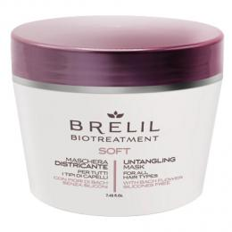 Brelil Biotreatment Soft maska pro snadn� roz�es�n�  220ml