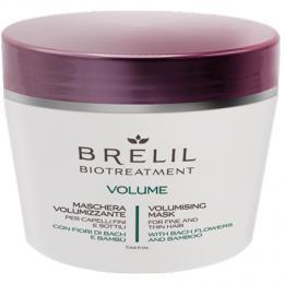 Brelil Biotreatment Volume objemová maska na jemné vlasy 220ml