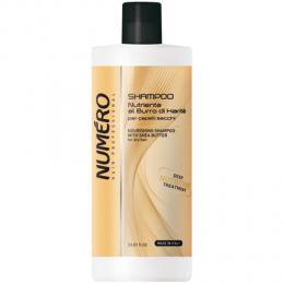 Brelil Numero Karité šampon pro suché vlasy 1000ml