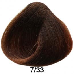 Brelil Prestige barva na vlasy 7/33 Blond intenzivní zlatá 100ml - zvìtšit obrázek