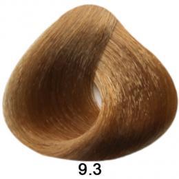 Brelil Colorianne barva na vlasy 9.3 Velmi svìtlá blond zlatá 100ml