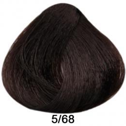 Brelil Prestige barva na vlasy 5/68 Sv�tl� ka�tanov� �okol�dov� feferonka100ml