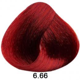 Brelil Sericolor barva na vlasy 6.66 Intenzivn� �erven� tmav� blond 100ml