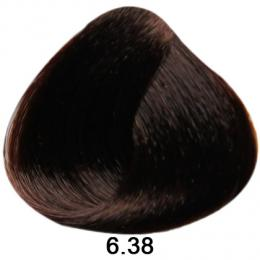 Brelil Sericolor barva na vlasy 6.38 Tmavá blond èokoládová 100ml - zvìtšit obrázek