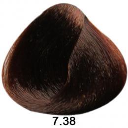 Brelil Sericolor barva na vlasy 7.38 Blond �okol�dov� 100ml