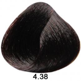 Brelil Sericolor barva na vlasy 4.38 Ka�tanov� �okol�dov� 100ml