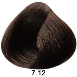 Brelil Sericolor barva na vlasy 7.12 Blond m�s��n� p�sek 100ml