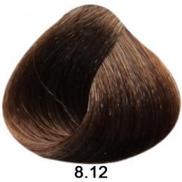 Brelil Sericolor barva na vlasy 8.12 Sv�tl� blond m�s��n� p�sek 100ml