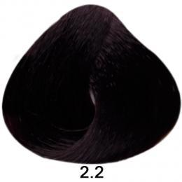 Brelil Colorianne barva na vlasy 2.2 Bordó tmavì hnìdá 100ml - zvìtšit obrázek