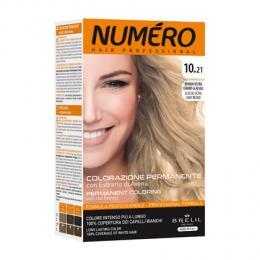 Brelil Numéro barva na vlasy 10.21 Ledová velmi svìtlá blond 75ml + 50ml - zvìtšit obrázek