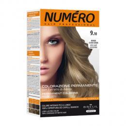 Brelil Numéro barva na vlasy 9.10 Velmi svìtlá blond popelavá 75ml + 50ml - zvìtšit obrázek