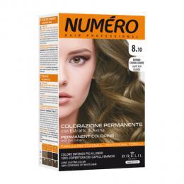 Brelil Numéro barva na vlasy 8.10 Svìtlá blond popelavá 75ml + 50ml