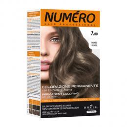 Brelil Numéro barva na vlasy 7.00 Blond 75ml + 50ml