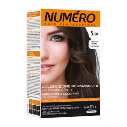 Brelil Numéro barva na vlasy 5.00 Svìtle kaštanová 75ml + 50ml