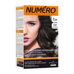 Brelil Numéro barva na vlasy 3.00 Tmavì kaštanová 75ml + 50ml
